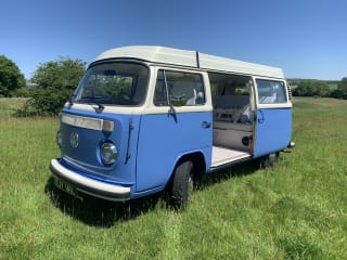 Tilly – Classic VW T2 Campevan