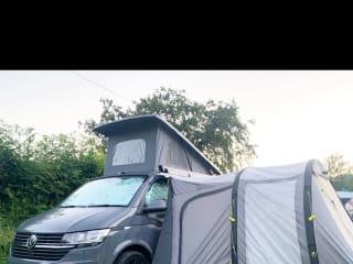 Brand new 2021 Volkswagen Camper Van!!