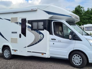 """""""Artemis"""" – Luxury motorhome adventure for couples, friends and families"""