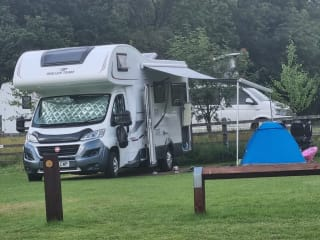 Harper – 6 Berth Family Motorhome - Lancashire Based