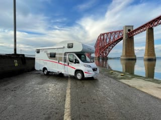 The Voyager – Brand new Fiat A68 6 Berth family motorhome