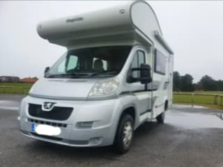 Great family motorhome