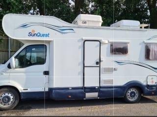 Sunny – Renault Camper Sunquest
