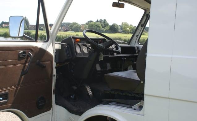Beemster 1 – Volkswagen LT28 classic!
