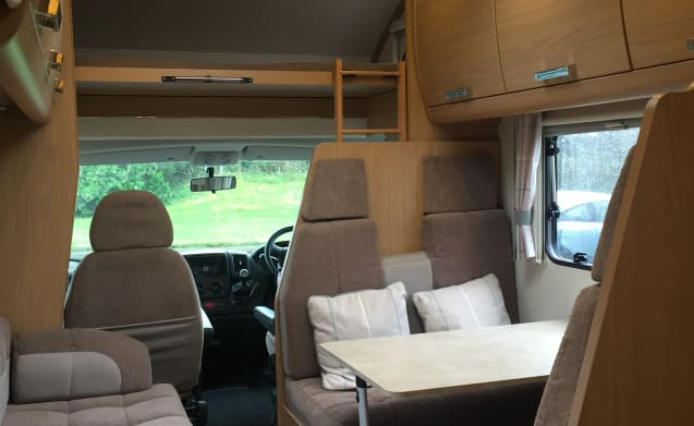 Motorhome Hire from Fort William in the North West of Scotland.