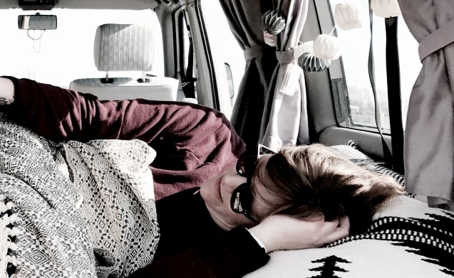 Billie – Billie the VW T4 camper van