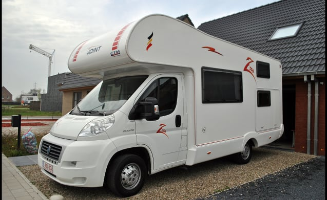 fiat joint mobilhome 4-6p