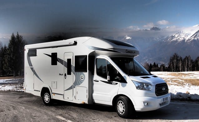 Udine – In the wonderful DOLOMITES, rent our camper ...
