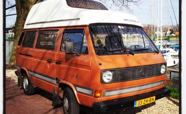 Joker – Back to the 80's in this cozy VWT3