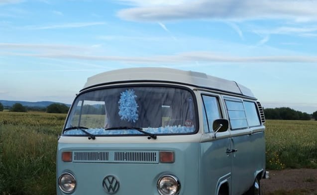 Humfrey – Humfrey For Hire - 1974 VW Bay Window Camper