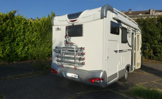 Europeo 87 – Mobilhome fiat rimor semi integral fully equipped