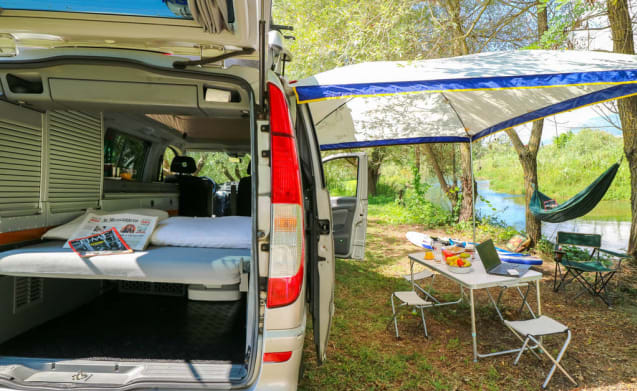 ItalyHomeXP-Mercedes Marco Polo – Home is where you park it! Campervan Westphalia Mercedes cars ships