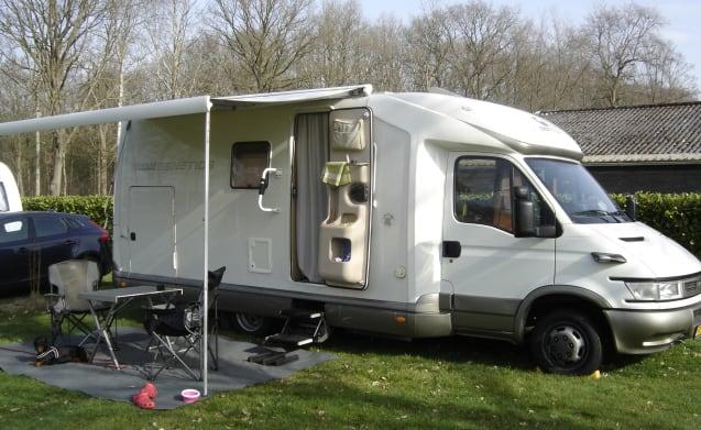 camper Italiaans design