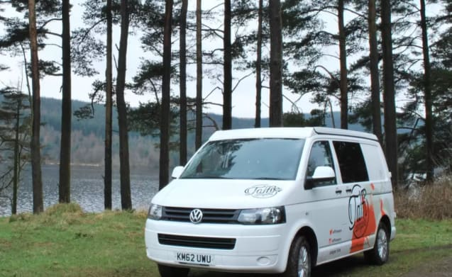 Taffi Campers - VW T5 camper