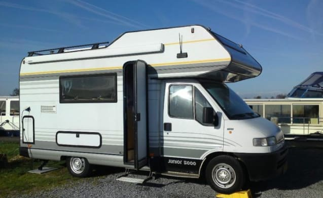 Benimar turbocamper – Fiat Ducato 2.5 turbo diesel well maintained