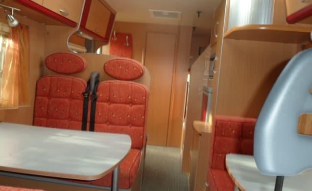 6/7 Berth Coachbuilt Motorhome