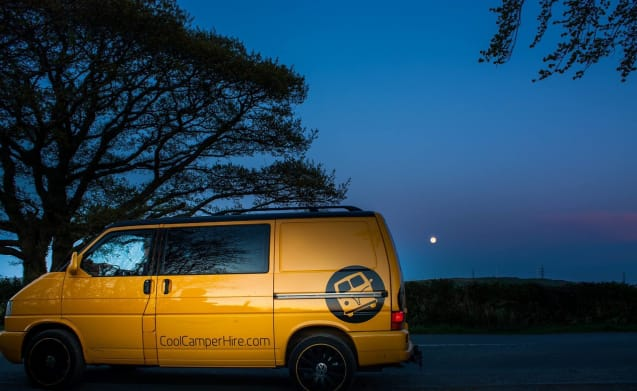 Mel – VW T4 Campervan - Snowdonia