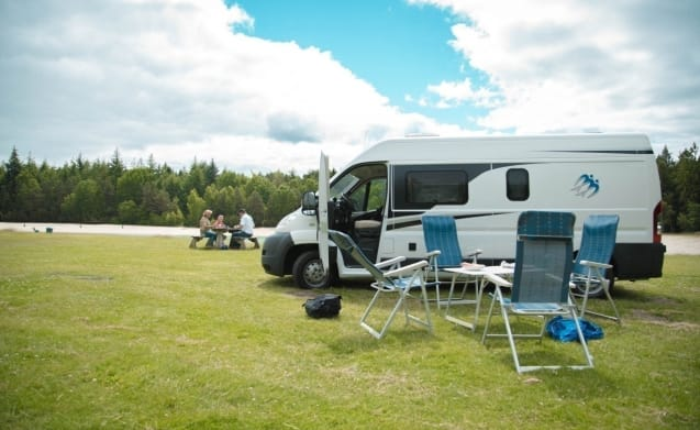 Buscamper für 2 Personen, Einzelbetten / SSB3