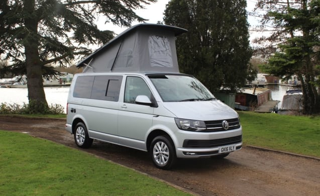 2017 VW T6 Campervan 4/5 berth