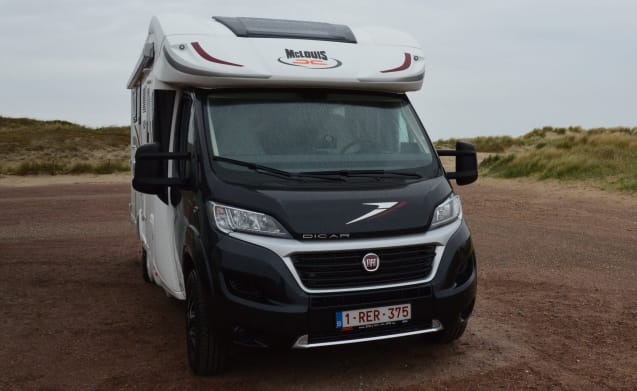 McLouis Karat  MC4-73G – Mobilhome 2 - 5 pers. for rent