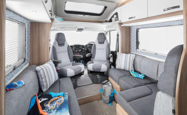 SKYE – Escape with our Skye Camper Van