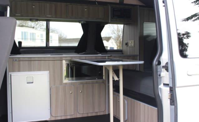 2017 VW T6 Campervan 4/5 berth