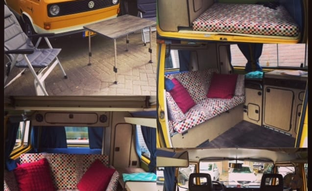 Experience this unique VW T3 Westfalia Joker; refurbished and complete!