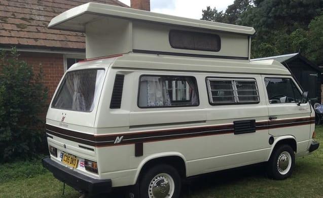 Maggie – Maggie de 1985 Classic VW T25