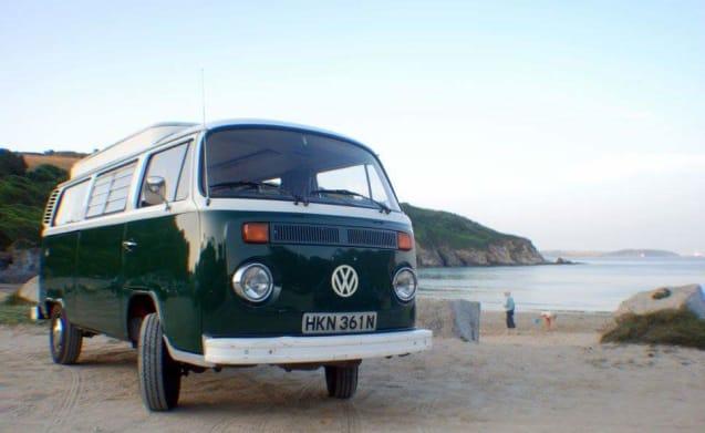 Lola – Lola der klassische VWT2 Wohnmobil