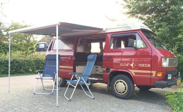Volkswagen Kleinbus VW T3 Westfalia 4p nostalgische Lager!