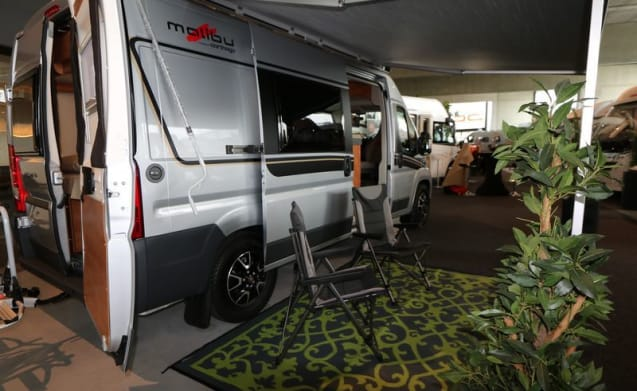 Malibu 600LE – Mooie en rijkelijk uitgeruste camper 2017