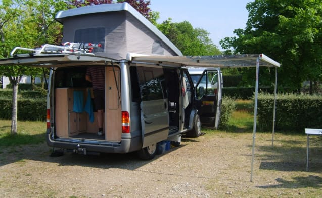 Westfalia Nugget – The ultimate motorhome experience