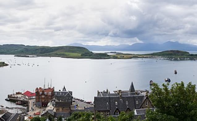 Escape to the beauty and tranquillity of coastal Scotland.