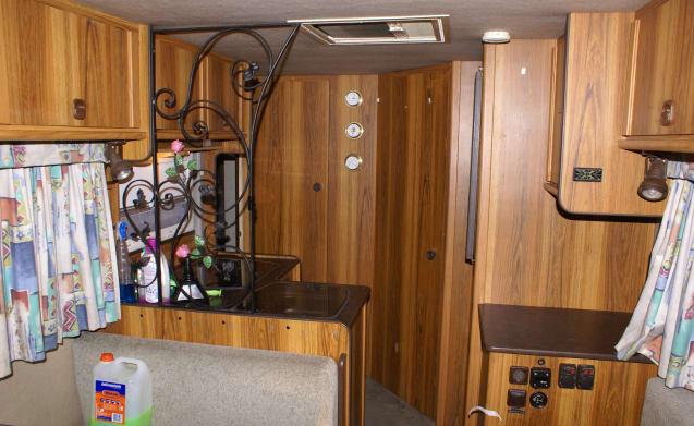 Beemster 6 – Oldtimer family camper
