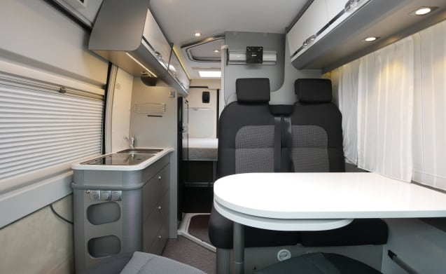 Nieuwe Adria Twin 600 SPT 50 Years Edition buscamper