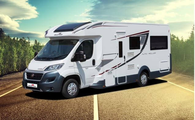 New Adventure Motorhome hire In Middlesex