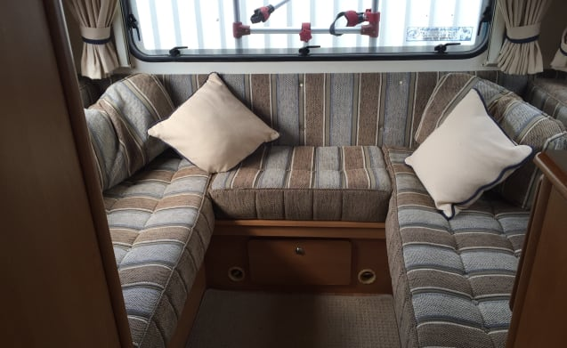 6 Berth Family Motorhome