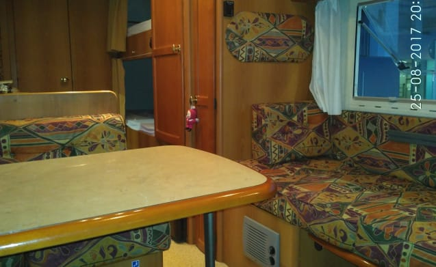 Doral – The camper for your family!