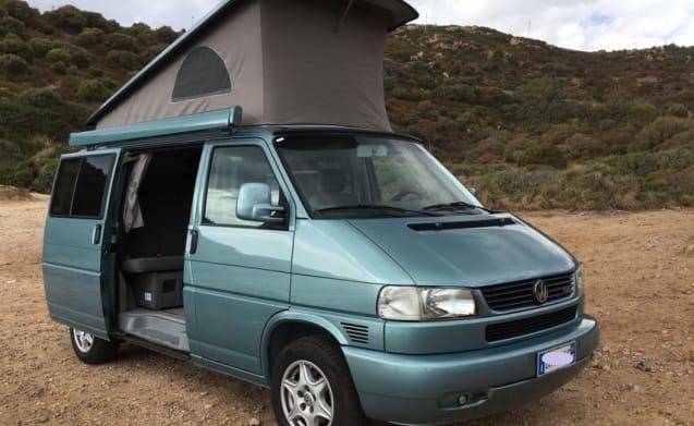 Volkswagen T4 Westfalia California  – Volkswagen T4 Westfalia California