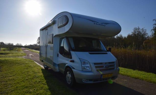 Hobby Camper – Nette Complete Hobby Camper