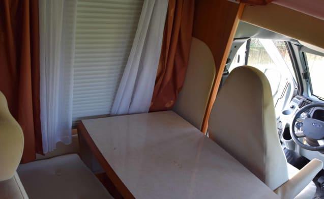 Hobby Camper – Neat completa Camper Hobby