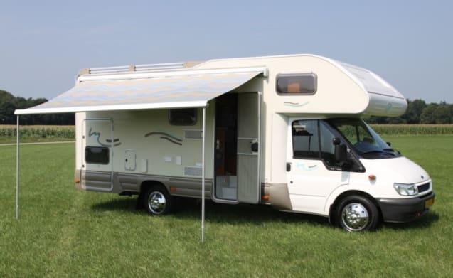 Athenia 392 – Beautiful Ford Rimor Athenia 392