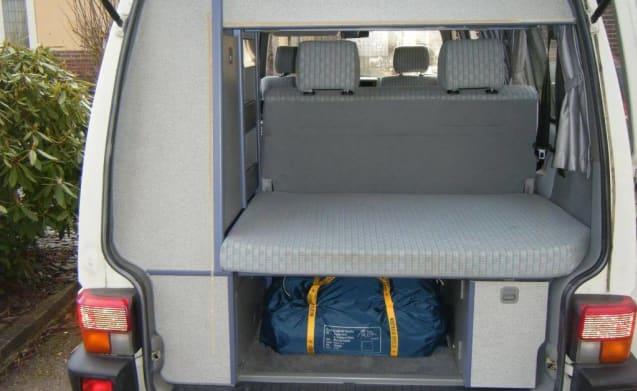VW T4 California Travel Buddy KM-FREE