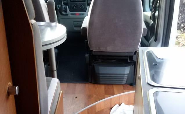 Globecar Buscamper