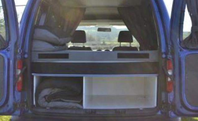 VW Camping Car (Edinburgh)