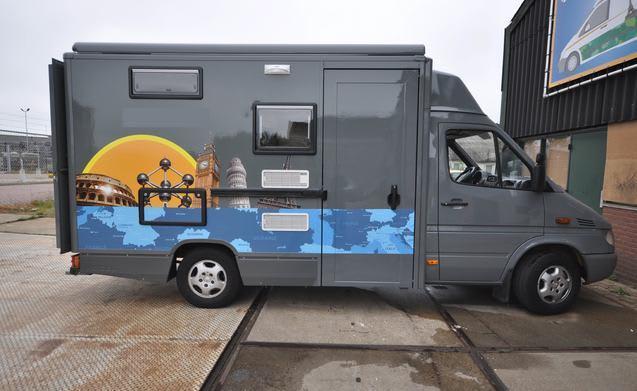 Type 7 – Unique, tough, spacious bus camper