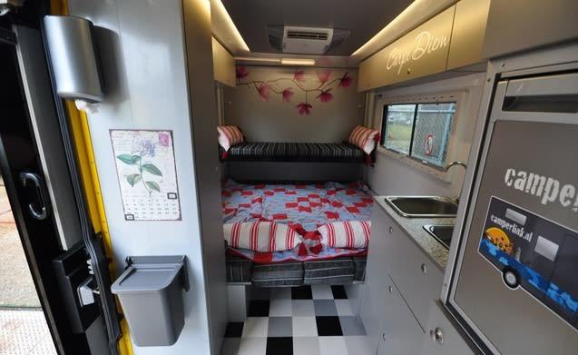 Type 8 – Tough, unique and trendy camper