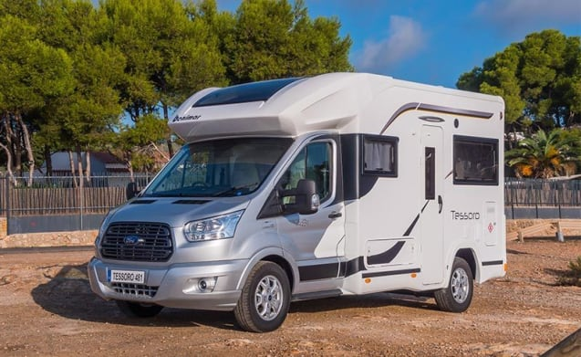Benimar Tessoro (2-4 berth) 2018 Model