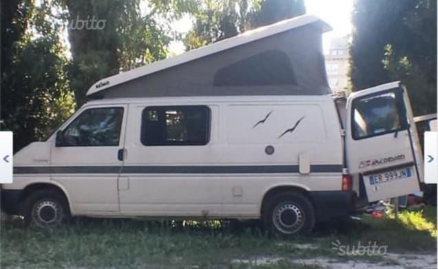Milano – Volkswagen Westfalia REIMO Arkdesign