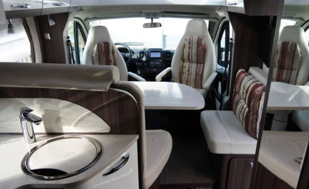 AUTOMATIC 2015 DISH 2 PRESS LENGTH 6.80 LUXURY AND COMFORTABLE